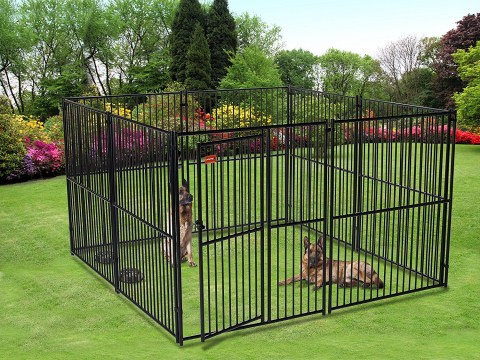 lucky-dog-modular-kennel6